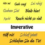 Membuat Kalimat Perintah (Imperativ) dalam Bahasa Jerman
