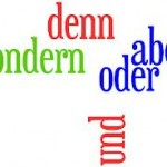 Konjuktion atau Kata Penghubung dalam Bahasa Jerman