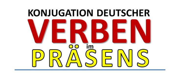 Macam Konjugasi dalam Kalimat Bahasa Jerman