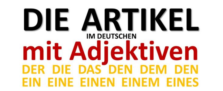 Artikel im Akkusativ & Dativ dalam Bahasa Jerman