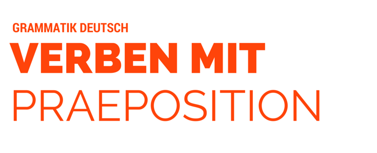 Verben mit Präposition dalam Bahasa Jerman (lanjutan)