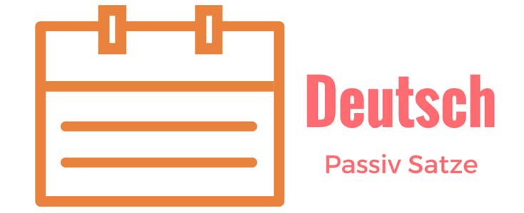 Membuat Kalimat Pasif dalam Bahasa Jerman