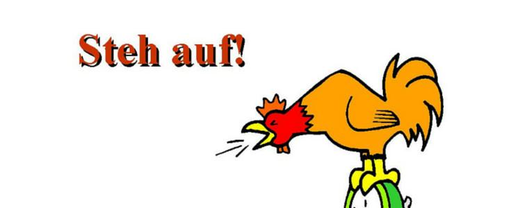 Imperativ Kalimat Perintah Bahasa Jerman